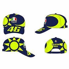 Valentino Rossi Vr46 AGV Casquette Semelle E Luna Bleu 2019 MotoGP R1 M1