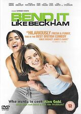 "BEND IT LIKE BECKHAM - "" HILARIOUSLY FRESH & FUNNY "" -NEW BOLLYWOOD DVD"