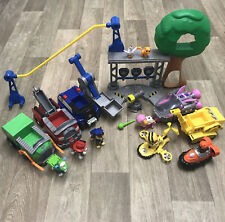 PAW Patrol Pet Rescue Bundle With Cars Vehicles & Figures Skye, Chase, Marshall