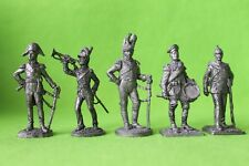 Tin toy napoleonic war figures soldiers 54 mm exclusive collection figures