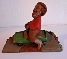 1989 Tom Clark Gnome Dog Leg Gnice Car Resin Figurine #20 #5069 Cairn