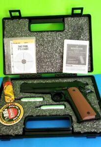 Daisy Powerline Model 11A1 CO2 Semi Auto Blowback BB Pistol 410FPS FREE 350 BB's