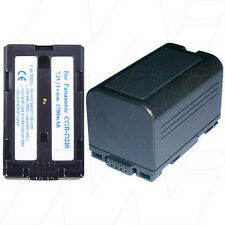 7.2V 2.2Ah Replacement Battery Compatible with Panasonic CGR-D08R