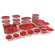 Rubbermaid 64-Piece TakeAlongs Food Storage Set