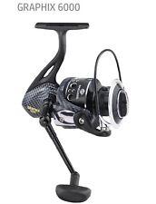 GRAPHIX 6000 Spining Fishing Reel BR Bite N Run Freespool