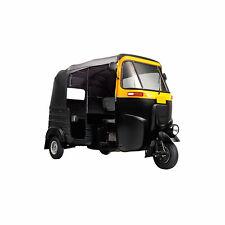 Tuk Tuk Bajaj Auto Taxi 3 Wheeler Soft Canopy Roof Top Hood Cover Brown
