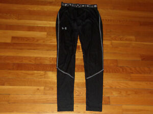 UNDER ARMOUR COLDGEAR BLACK FITTED TIGHTS MENS SMALL EXCELLENT CONDITION