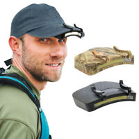 Hands Free LED Cap Light Super Bright Headlamp COB Technology Hat Flashlight