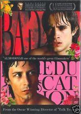 Bad Education [DVD PAL Color]  [2004 La mala educación] P.  Almodovar, Gay Drama