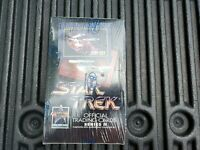 1991 Impel Star Trek Series 2 Sealed Trading Card Box with 36 Packs