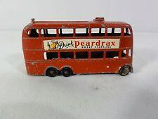 MATCHBOX - LONDON TROLLY - LESNEY - ENGLAND - DRINK PEARDRAX
