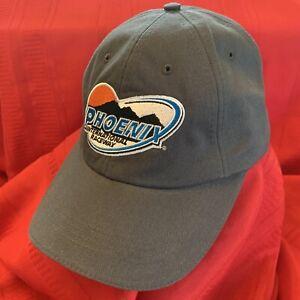 PHOENIX  INTERNATIONAL  RACEWAY ... NASCAR ... Gray  Hat ... NEW