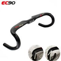 EC90 Radfahren Rennrad Carbon Lenker Rennrad Fahrrad Drop Bar 31.8*400/420/440mm