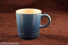 Le Creuset Blue Demitasse Ceramic Mug