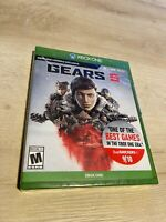 Gear Of War 5 Xbox One S Video Game - Brand New - US Seller
