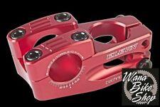 "Elevn BMX Stem - Threadless 1""1/8 - 53mm - Top Load - Red"