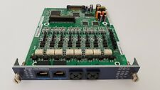 NEC CD-8LCA 8 port analog card for SV8100 Tax inv inc GST, 12 months wty