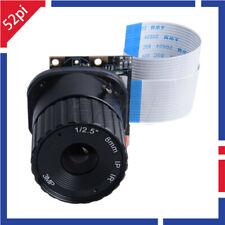 Mini Camera Module Board 5MP Webcam Video Recorder for Raspberry Pi 4B/3B+/3B/2B