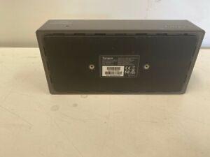 Targus DOCK190 USB-C Universal Dual Video 4K Docking Station 100W Power (NO PSU)