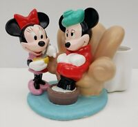 Mickey & Minnie Mouse - Pencil Holder - Desk Piece - Teleflora - Flowers From
