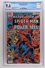 Marvel Team-Up #75 - Marvel 1978 CGC 9.6 Power Man.