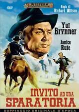 INVITO AD UNA SPARATORIA  DVD WESTERN