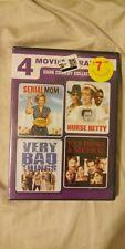 4 Movie Marathon: Dark Comedy Collection DVD