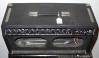 DIO OWNED! Fender London Reverb Amp Head 100 watts Vintage 80's Rivera Era Rare!