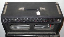 Fender London Reverb Amp Head 100 watts Vintage 80's Rivera Era Rare! DIO OWNED!
