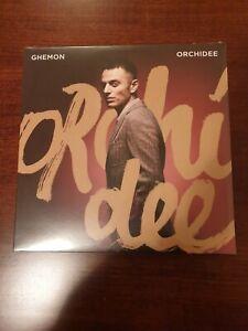 GHEMON - ORCHIDEE LP LIMITATO NUMERATO VINILE HIP HOP RAP