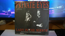 Private Eyes - Lady in The Mirror / 7`` Single