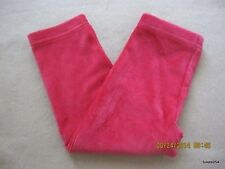 Gymboree Sugar and Spice Velour Red Leggings 12-18 NWOT New HCTS