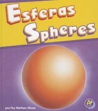 Esferas/Spheres (Figuras en 3-D/3-D Shapes) (Multilingual Edition)-ExLibrary