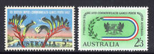 AUSTRALIA 1962 BRITISH EMPIRE & COMMONWEALTH GAMES  COMPLETE SET OF 2   MUH