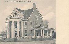 KEUKA PARK NY – The Lucina Rotograph Postcard – udb (pre 1908)