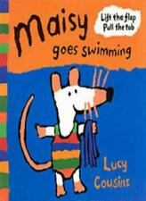 Maisy Goes Swimming,Lucy Cousins- 9780744504286