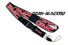 For GMC SIERRA YUKON BLACK Lanyard Neck Strap Quick Release Keychain Neck Strap