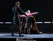NEW Bandai S.H.Figuarts Star Wars Count Dooku & Anakin Skywalker Set Japan ver.