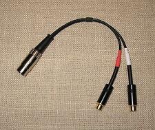 Meridian 101/B Pré-amplificateur 5 Broches DIN - 2 RCA/Phono Inline douilles; 200 mm de long