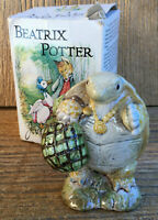 Mr. Alderman Ptolemy Turtle Beswick England Figurine 1973 # 90 Beatrix Potter