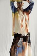 CELINE Masculine Tie Dye Shirt Blouse 40 Resort 2018 Phoebe Philo RARE