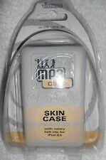 Vivanco Apple iPod g3 Custodia Skin Case mp3 CUSTODIA GUSCIO Pellicola Protettiva per Display Nuovo