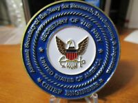 Asst Secretary of the Navy Research Development & Acquisition Challenge Coin