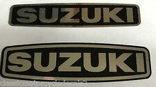 Suzuki GP100 GP125 CACHE MOTEUR Stickers x 2