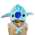 Unisex Cartoon Animal Hat Fluffy Plush Cap Perfect Gift for Him or Her Hot Gift