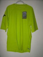 NWT Xcel Mens S Short Sleeve Rash Guard Swim UV Shirt Regatta Series