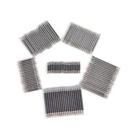 20PCS Stainless Steel Spring Bar Pins Link For Watch Band Strap Size 8-22mm SEHC