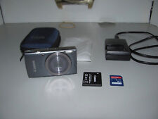 Canon IXUS 165 20MP 8 x Optical Zoom Digital Camera With 2 GB Card In