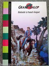 Livre - Balade à haut risque - Grand Galop -  Bonnie Bryant