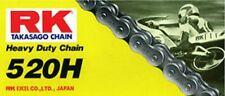 RK 520 H 116 lien Heavy Duty Road Racing Drive Chain Noir
